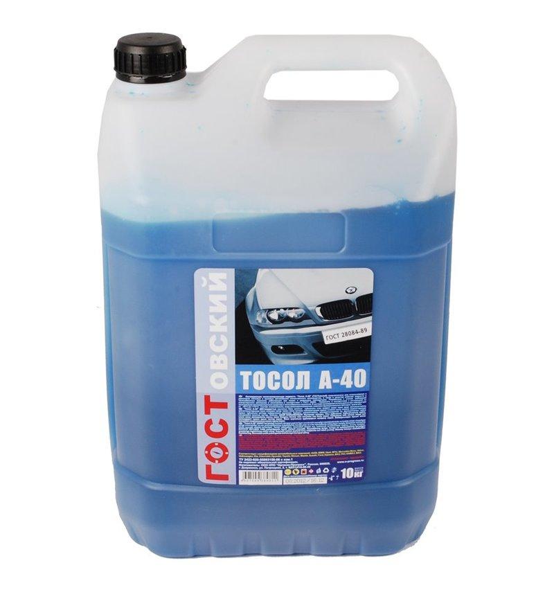 Сколько литров в системе охлаждения ваз