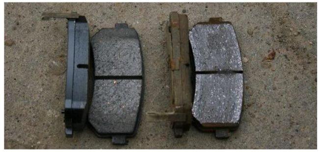 9ba206708 650x310 - Толщина новых задних тормозных колодок