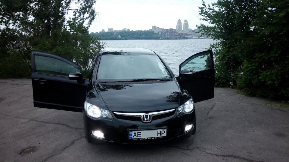 Honda Civic 4Д