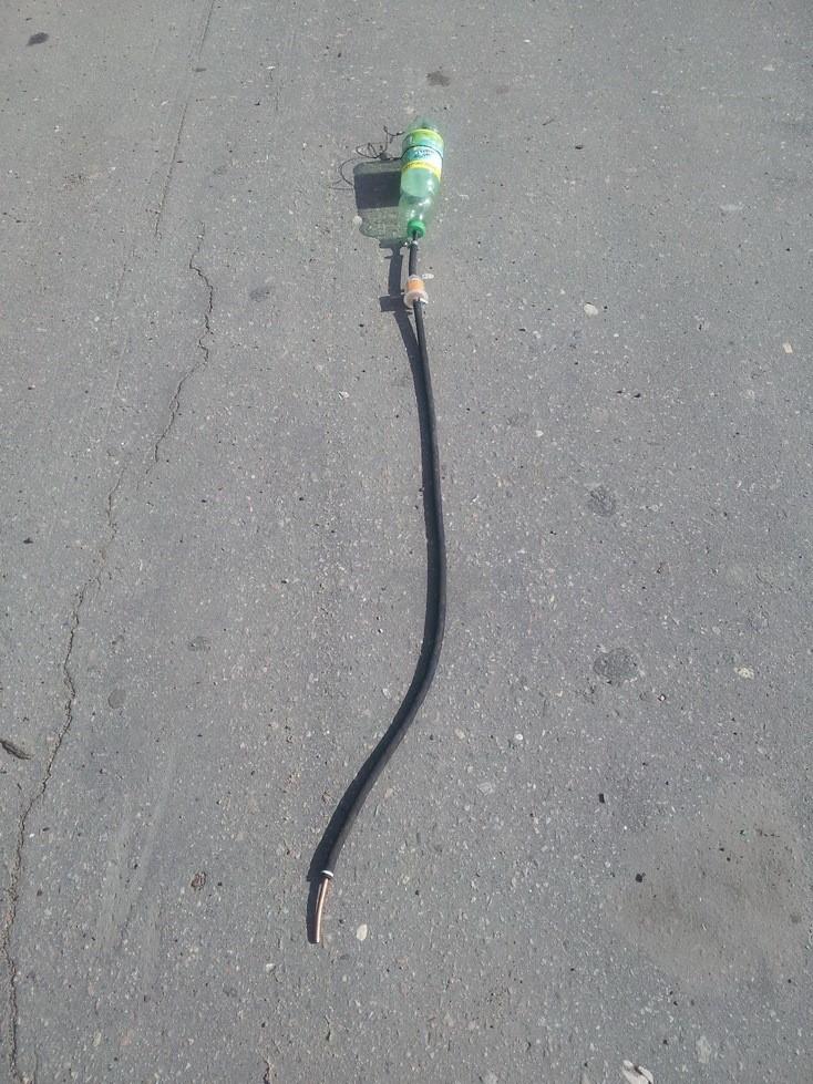 Система для промывки распылителей без демонтажа топливной рампы