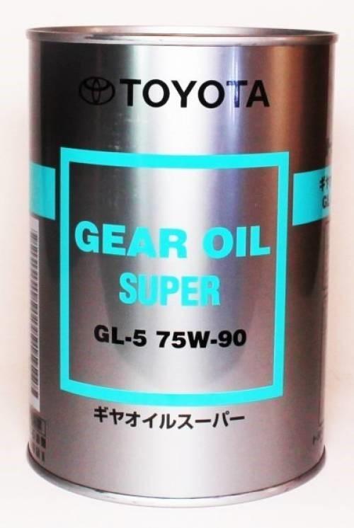 Фирменное масло для МКПП Камри 40