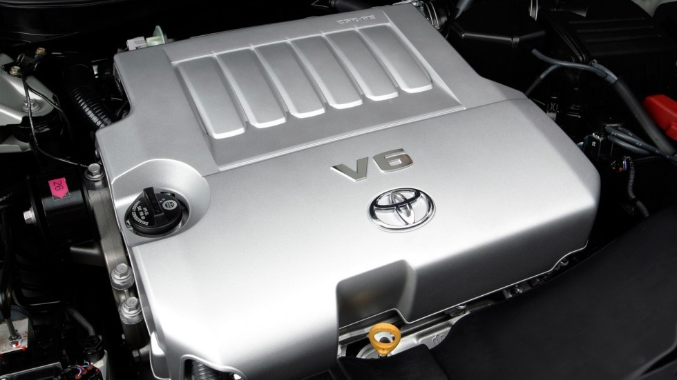 Двигатель с объемом 3.5 литра