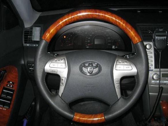 Вставки на руль