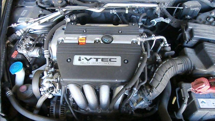 Двигатель 2.4, K24A4