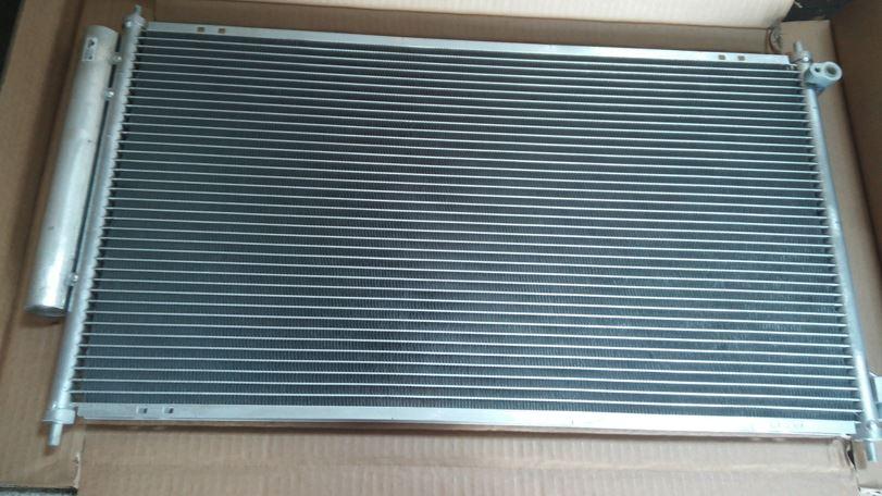 Новый радиатор