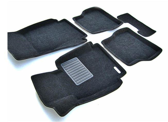 3-D коврики