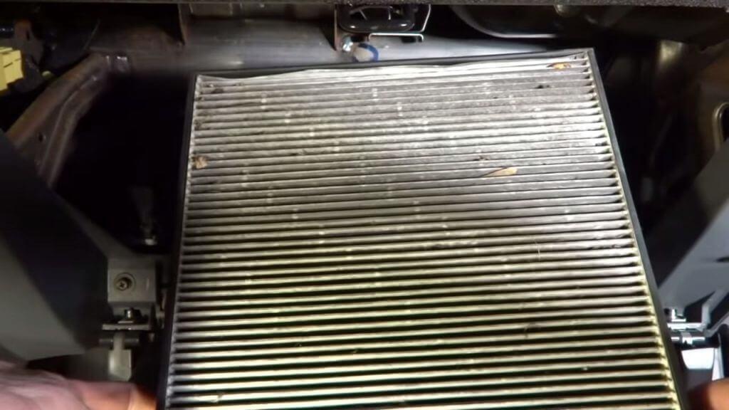 Внешний вид салонного фильтра