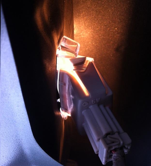 Контроль работы лампочки