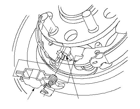 Подсоединение троса