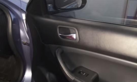 Двери на Accord 7