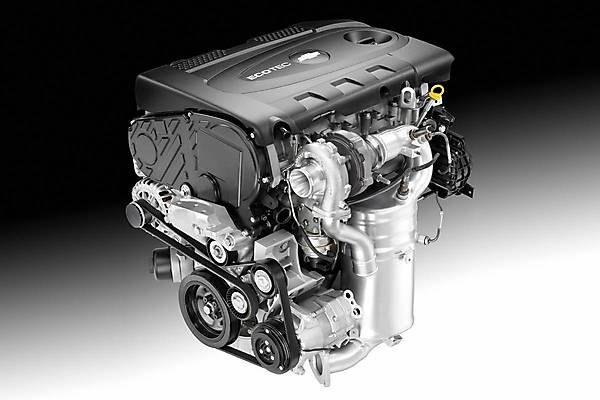 Дизельный двигатель Шевроле Круз