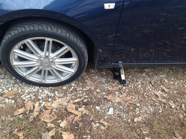 Передняя часть авто