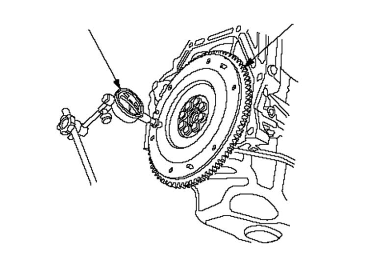 Снятие дисков сцепления