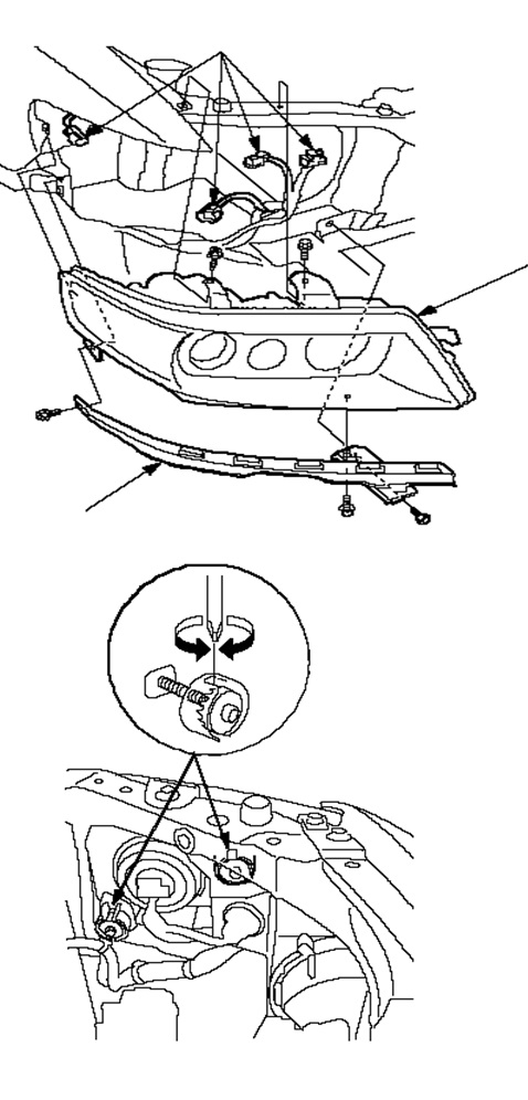 Схема замены птф
