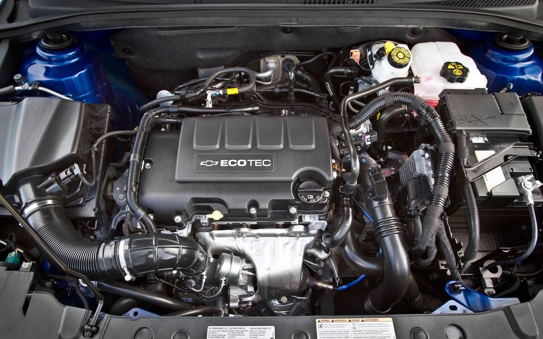 Тюнингованный двигатель Шевроле Круз
