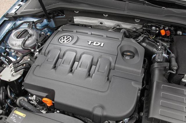Volkswagen Polo с дизельным мотором