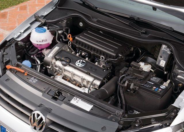 Фольксваген Поло с мотором на 1.4 литра