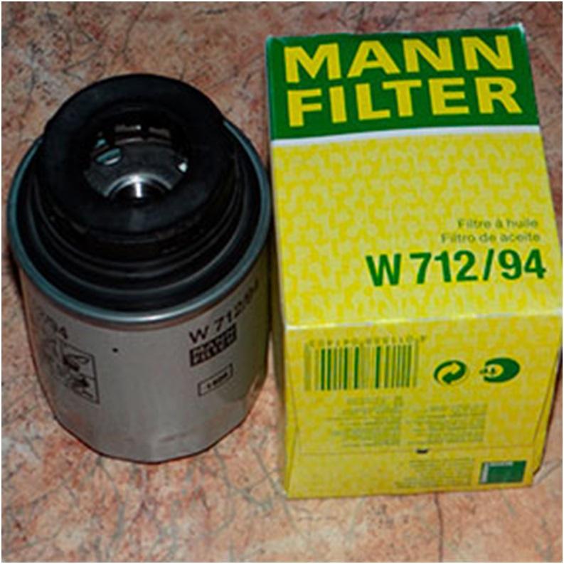 Mann-filter W 712/94