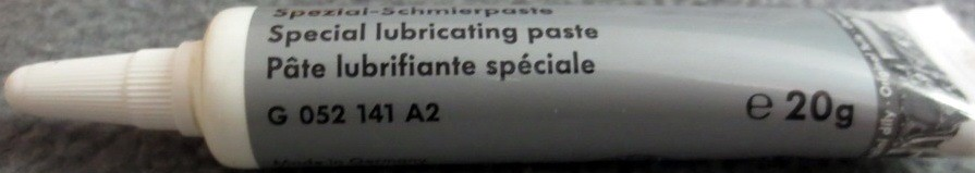 Специальная силиконовая смазка