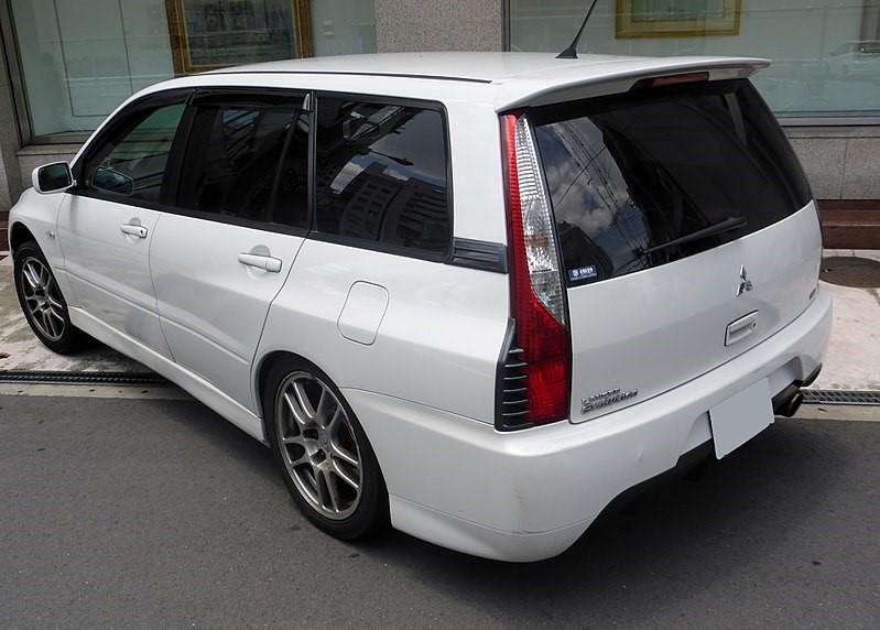 Evo IX Wagon (JDM)