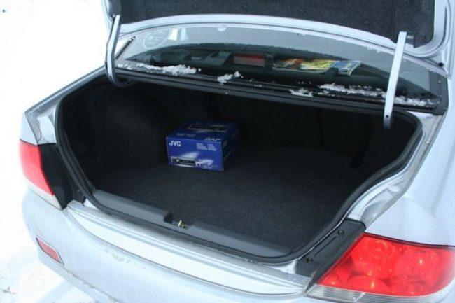 Багажник Лансер 9