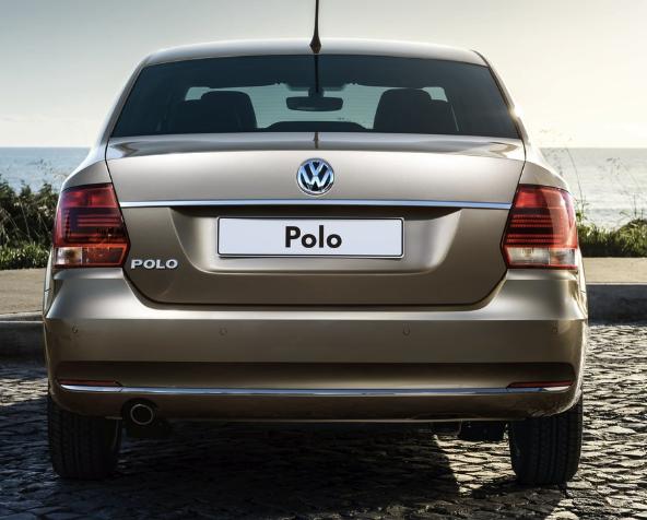 Фонари автомобилей Фольксваген Поло с 2015 года выпуска.