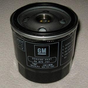 Оригинальный масляный фильтр