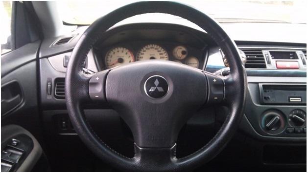 Руль с кнопками