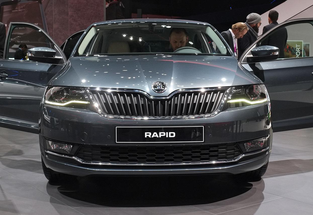 Škoda Rapid NEW (2018)