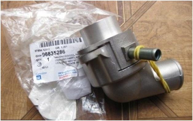 Термостат в металлическом корпусе