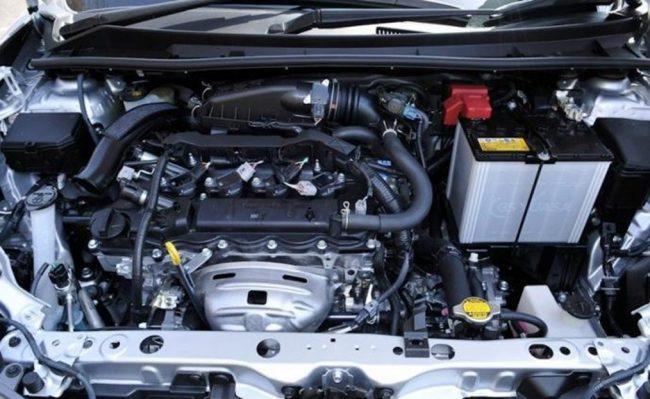 Двигатель corolla 150