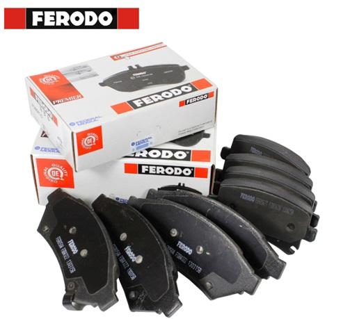 Оригинальные колодки Ferodo