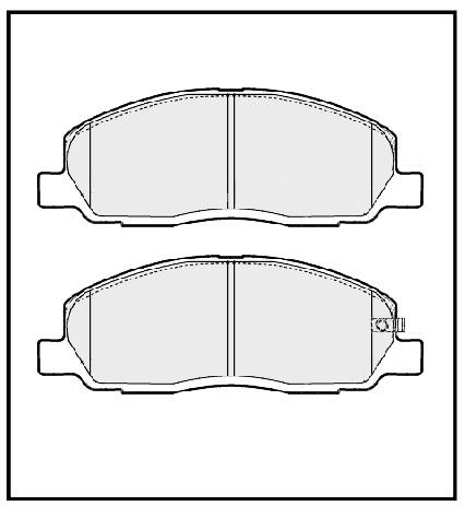 Форма колодок