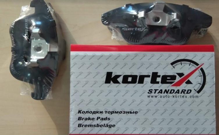 Колодки Kortex