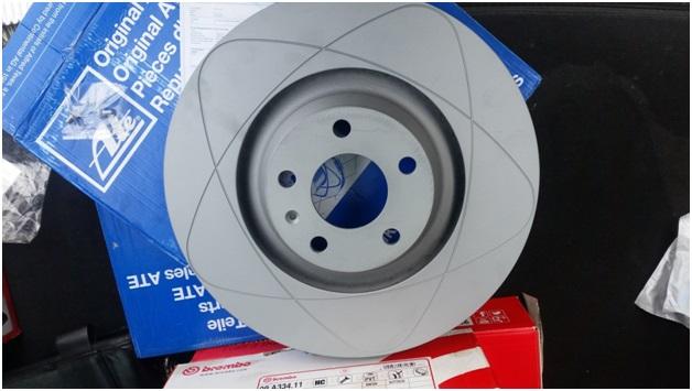 Распакованный диск