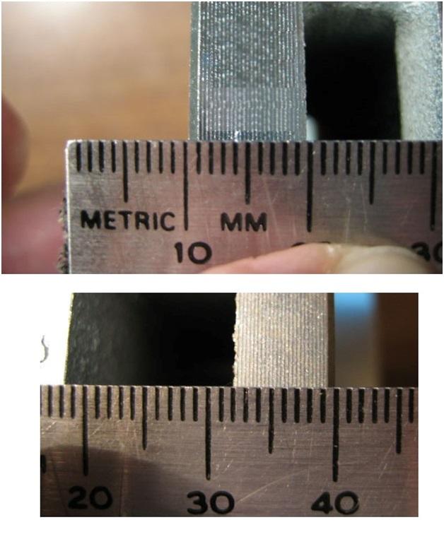 Проверка толщины диска