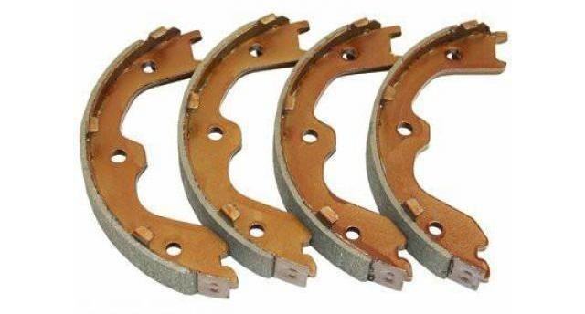 Барабанные колодки ручного тормоза
