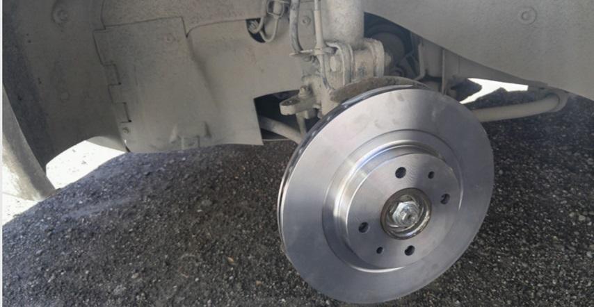 Передние диски