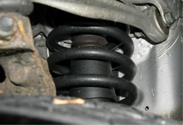 Стойки амортизатора на Nissan Qashqai