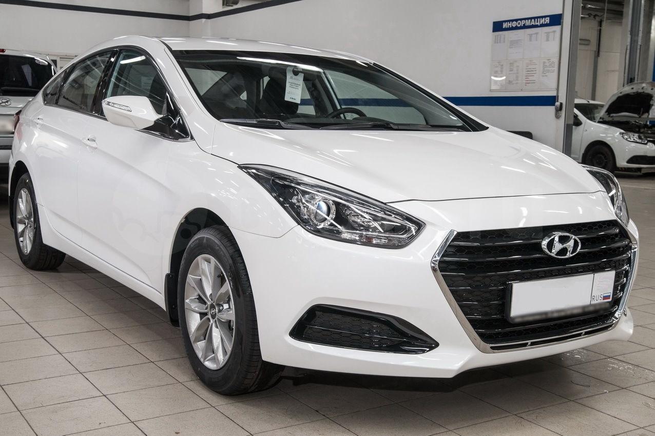 Hyundai i40 Comfort 1.6 МТ
