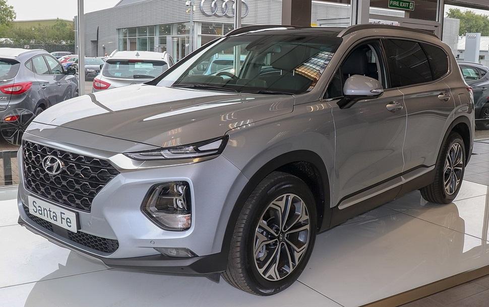 Hyundai Santa Fe DRIVE