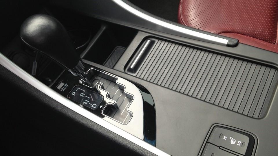 Селектор автоматической коробки перемены передач Sonata