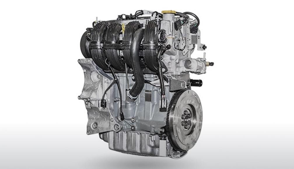 Двигатель LADA XRAY