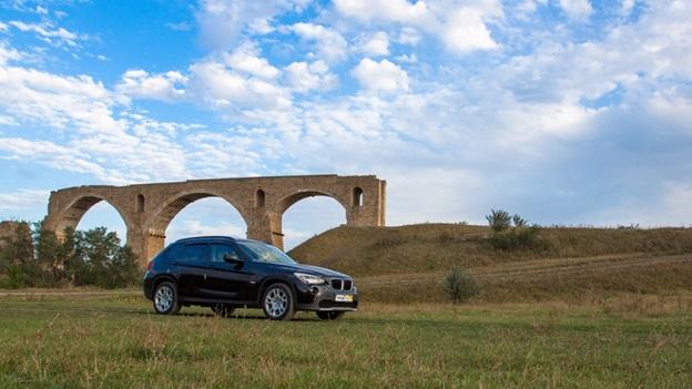 BMW X1 в базовой комплектации sDrive18i