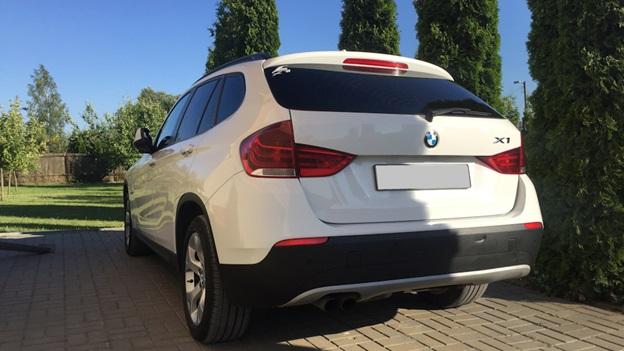 BMW X1 с начинкой xDrive25i