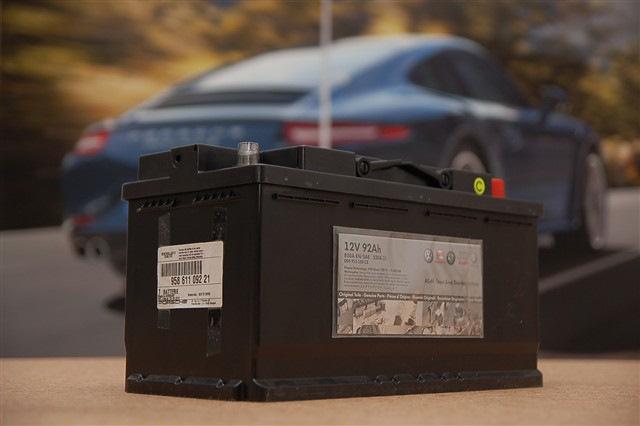 Аккумулятор Porsche Cayenne