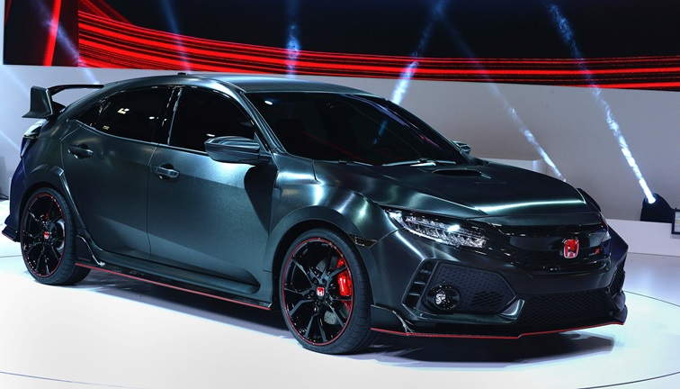 Внешний вид автомобиля Honda Civic