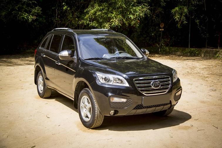 Новый кузов Lifan X60