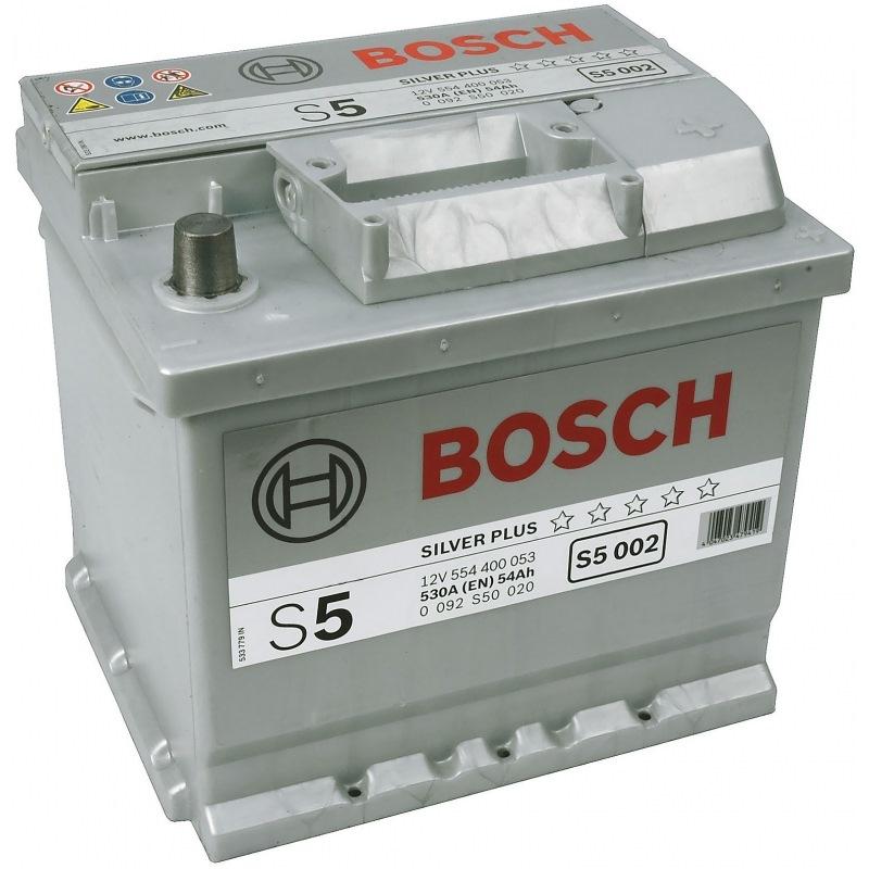 Аккумулятор Bosch на Kia Ceed