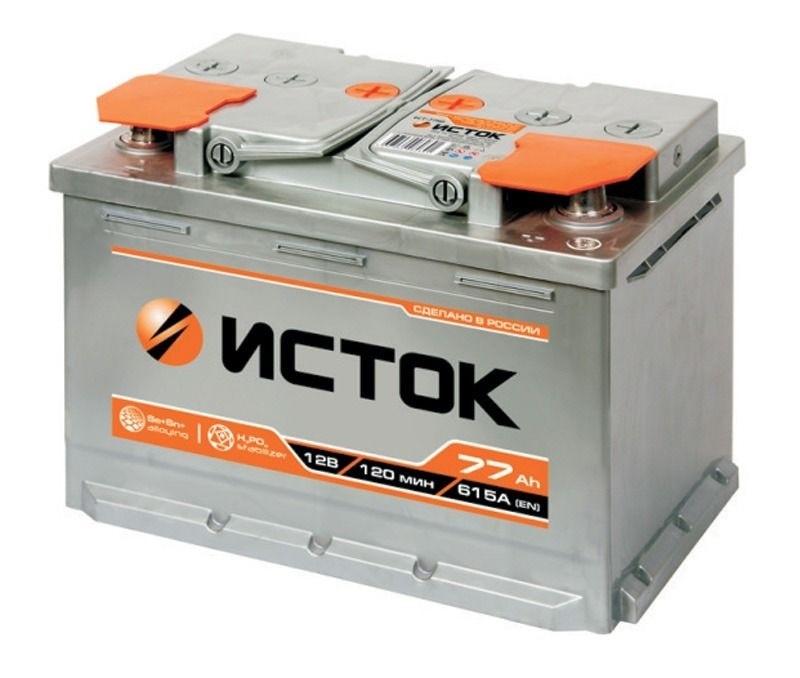 Родная аккумуляторная батарея УАЗ Патриот